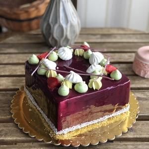 Верона стандартный торт (Круглый)