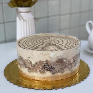 Вдохновение торт (Круглый)