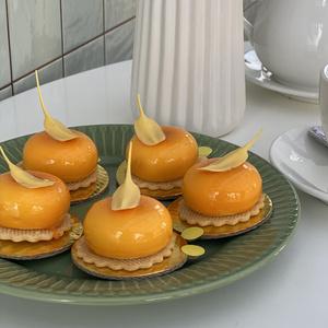 Апельсинка мини пирожное