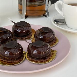 Шоколадный Экзот мини пирожное