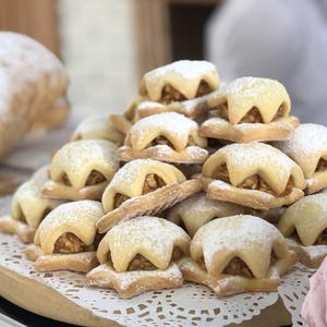 Звезда печенье