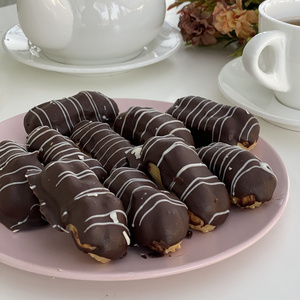 Шоколадный эклер палочки весовой
