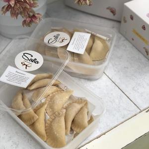 Вареники с картошкой 1 порция (30шт)