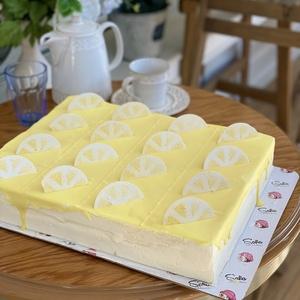 Лимонка Торт (Прямоугольный)