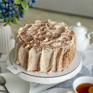 Каппучино торт