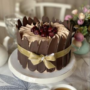 Блэк форест торт