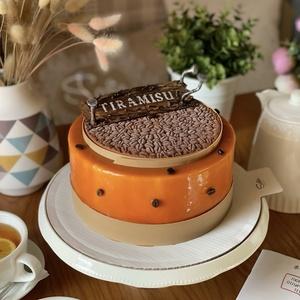 Тирамису торт круглый