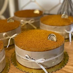 Медовый  торт (Круглый)