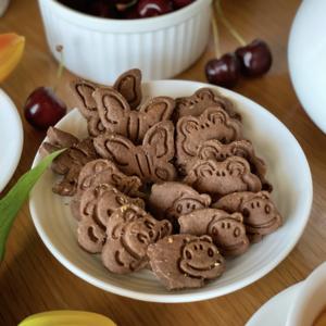 Детские печенья (шокоалдное)