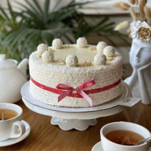 Рафаелло торт