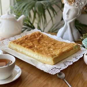 Творожник пирог