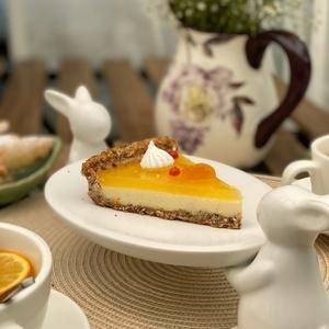 Персиковый тарт