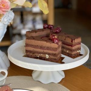 Шоколадное пирожное ПП
