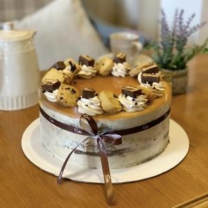 Ириска торт